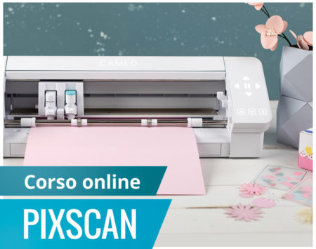 Corso online pix scan Silhouette Academy Italia