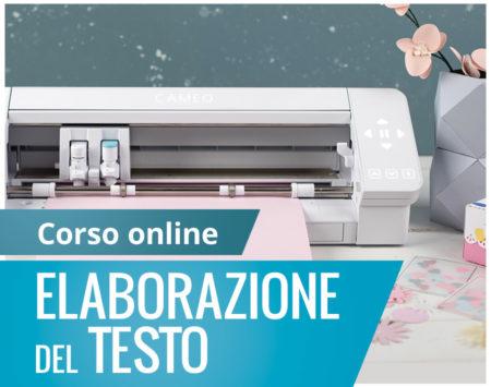 Corso online elaborazione testi Silhouette Academy Italia