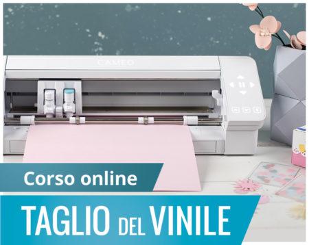 Corso online taglio vinile Silhouette Academy Italia