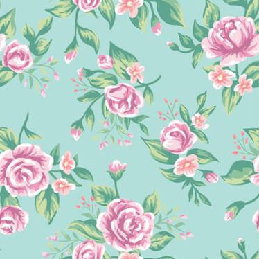 Siser Termotrasferibile termovinile Easy Pattern Vintage Rose