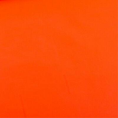 vinile adesivo pellivola arancio neon opaco fluo. Creativamenteplotter importatore ufficiale Silhouette